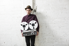 Drummer, producer and songwriter David Lyttle